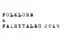 Goals for Folklore & Fairytales 2019